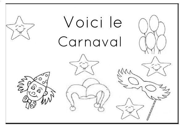 Dessin carnaval - Dessins de carnaval ...